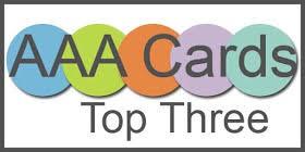 Top Three AAA Card